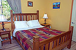 Features Tranquil Accommodations Tofino Vacation House, Jensen's Bay, close to Chesterman Beach, Tofino village.